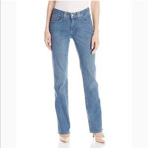 NYDJ | Hayden Modern Straight Leg Jeans 10
